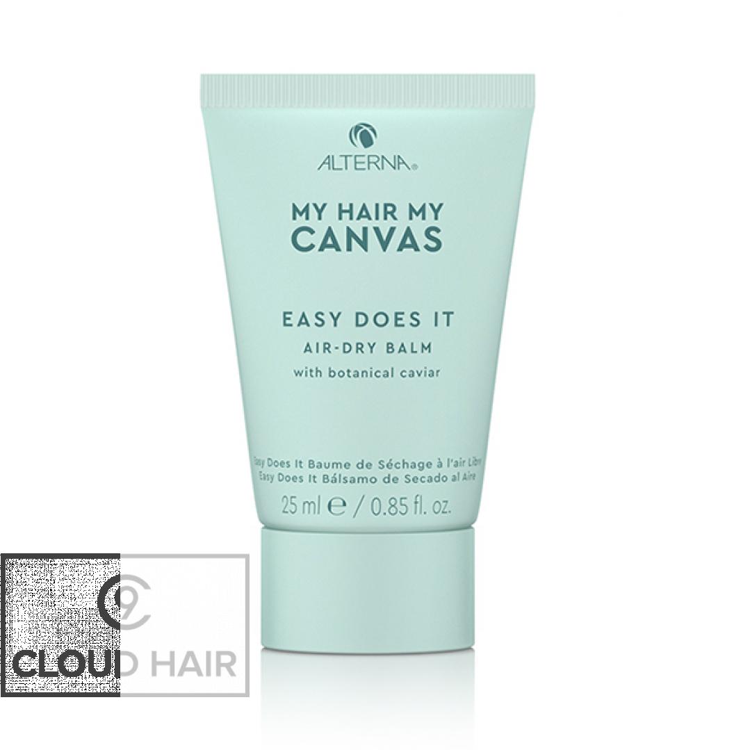 """Бальзам для естественной укладки """"Легче лёгкого"""" Alterna My Hair My Canvas Easy Does it Air-Dry Balm Travel 25 мл 2600831"""