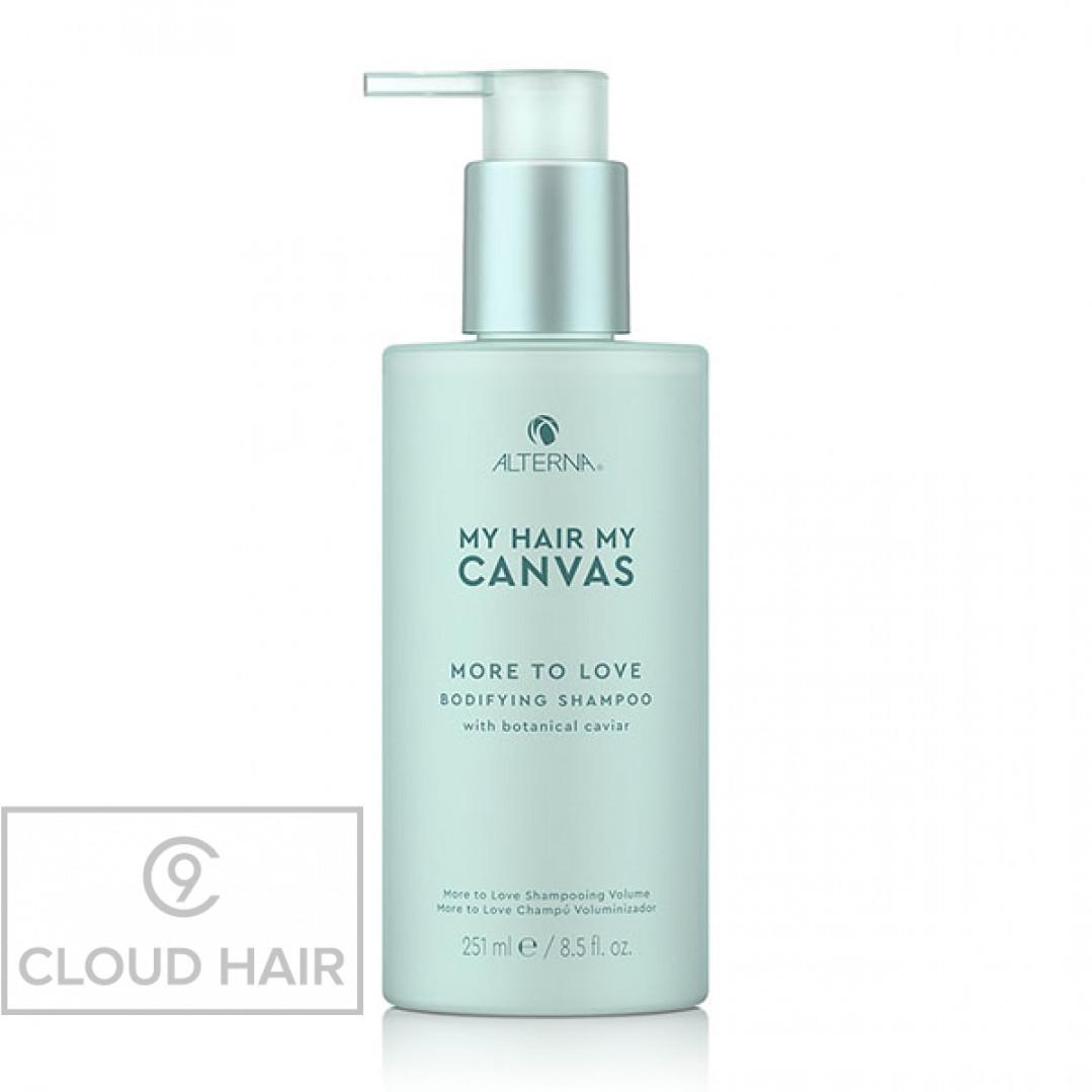 """Шампунь для объема и уплотнения волос """"Нечто большее"""" Alterna My Hair My Canvas More To Love Bodifying Shampoo 251 мл 2601113"""