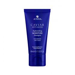 Шампунь-биоревитализация увлажняющий Alterna Caviar Anti-Aging Replenishing Moisture Shampoo mini 40 мл 60218R