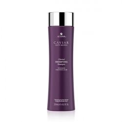 Шампунь-детокс для уплотнения и стимулирования роста волос Aletrna Caviar Anti-Aging Clinical Densifying Shampoo 250 мл 66001RE