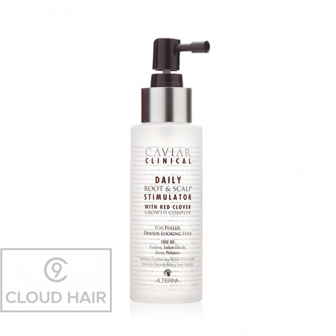 Спрей-активатор для роста волос Alterna Caviar Clinical Daily Root & Scalp Stimulator 100 мл 66002.I