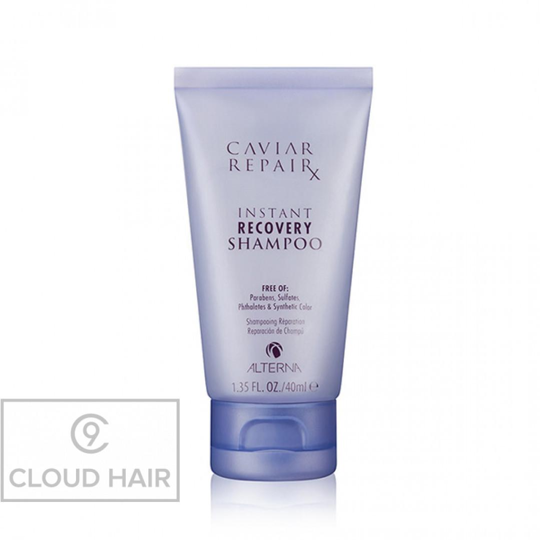 Шампунь Быстрое Восстановление Alterna Caviar Repair Rx Instant Recovery Shampoo mini 40 мл 67175.I