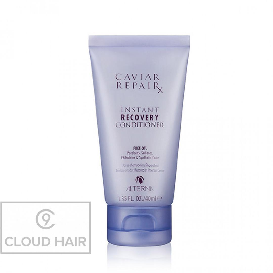 Кондиционер для волос Быстрое Восстановление Alterna Caviar Repair Rx Instant Recovery Conditioner mini 40 мл 67176.I