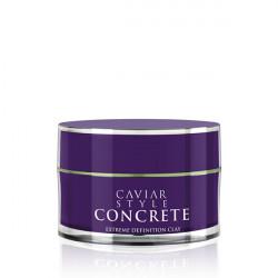 Глина дефинирующая экстра-сильной фиксации Alterna Caviar Style Concrete Extreme Defenition Clay 52 гр 67235.I