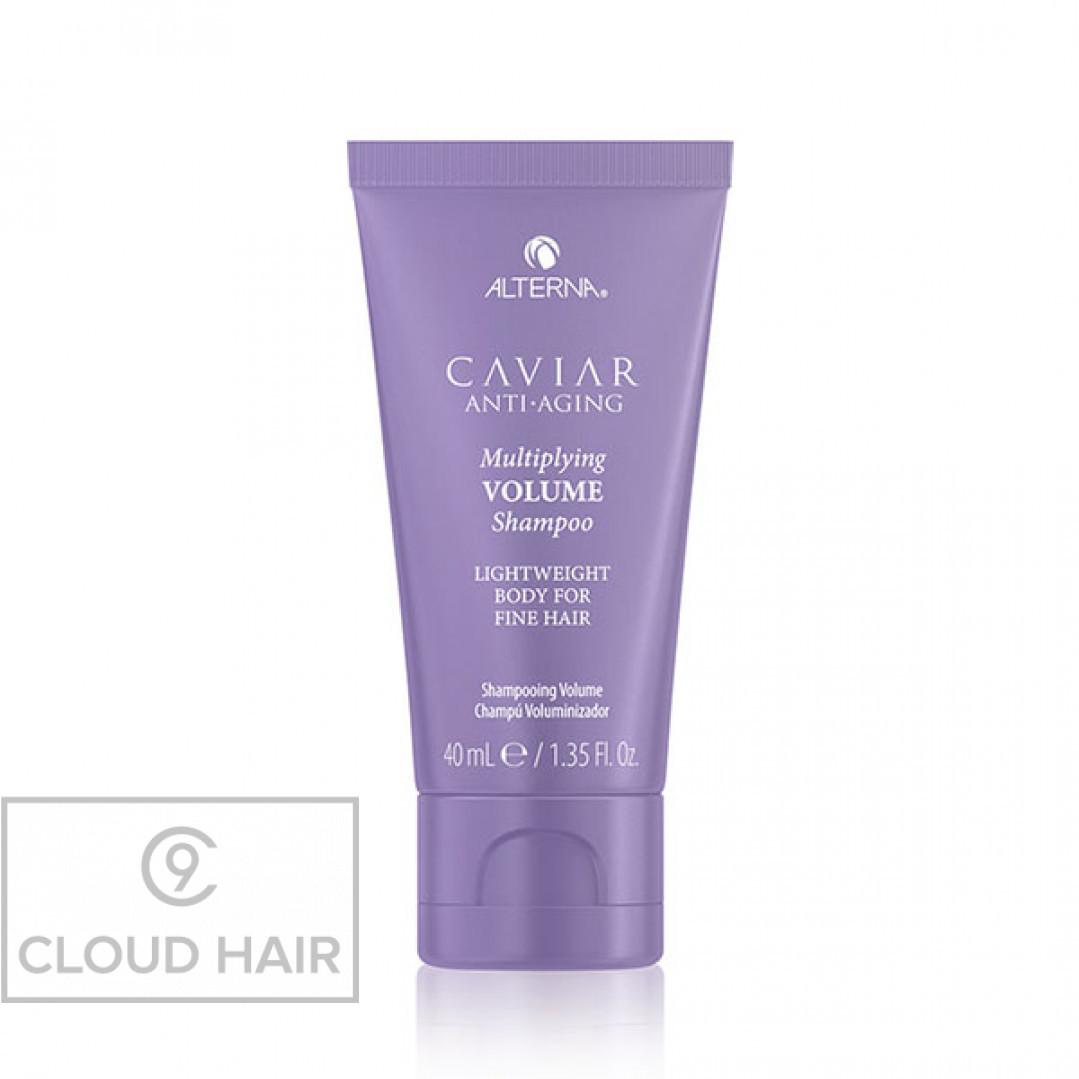 Шампунь-лифтинг для объема и уплотнения волос Alterna Caviar Anti-Aging Multiplying Volume Shampoo mini 40 мл 67247R