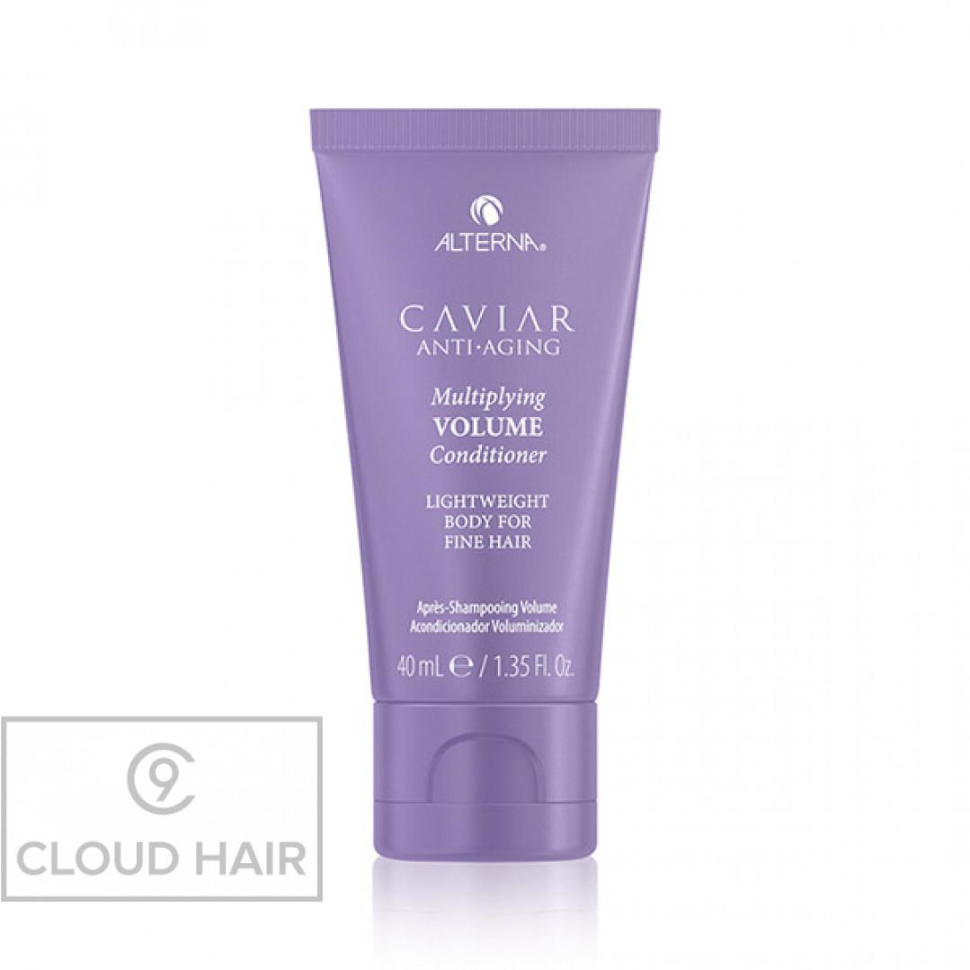 Кондиционер-лифтинг для объема и уплотнения волос Alterna Caviar Anti-Aging Multiplying Volume Conditioner mini 40 мл 67248R