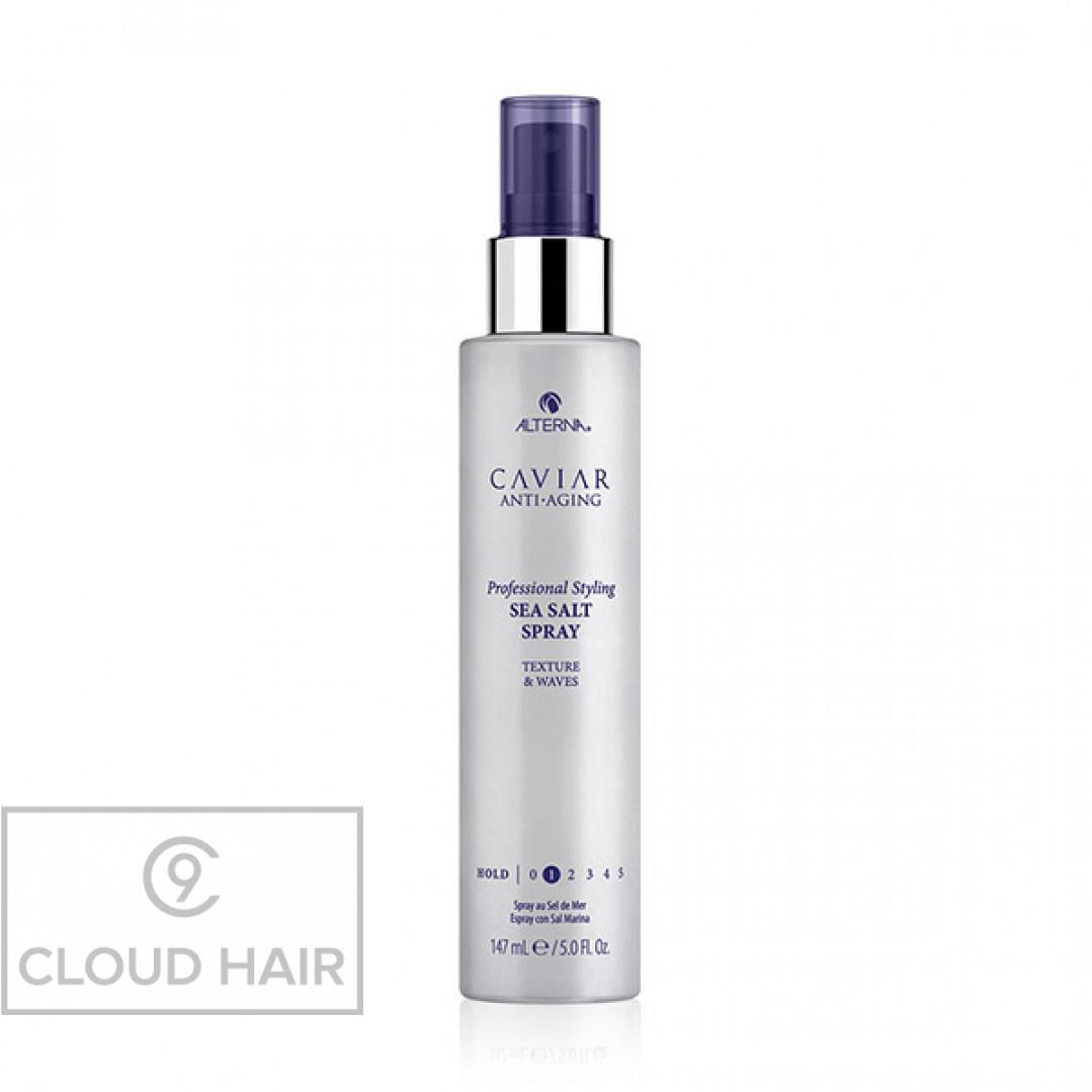 Спрей текстурирующий Морская соль Alterna Caviar Anti-Aging Professional Styling Sea Salt Spray 147 мл 67278RE