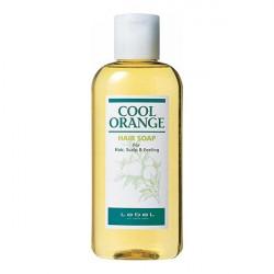 Шампунь для жирной кожи головы Lebel Cool Orange Hair Soap Cool 200 мл 1187лп