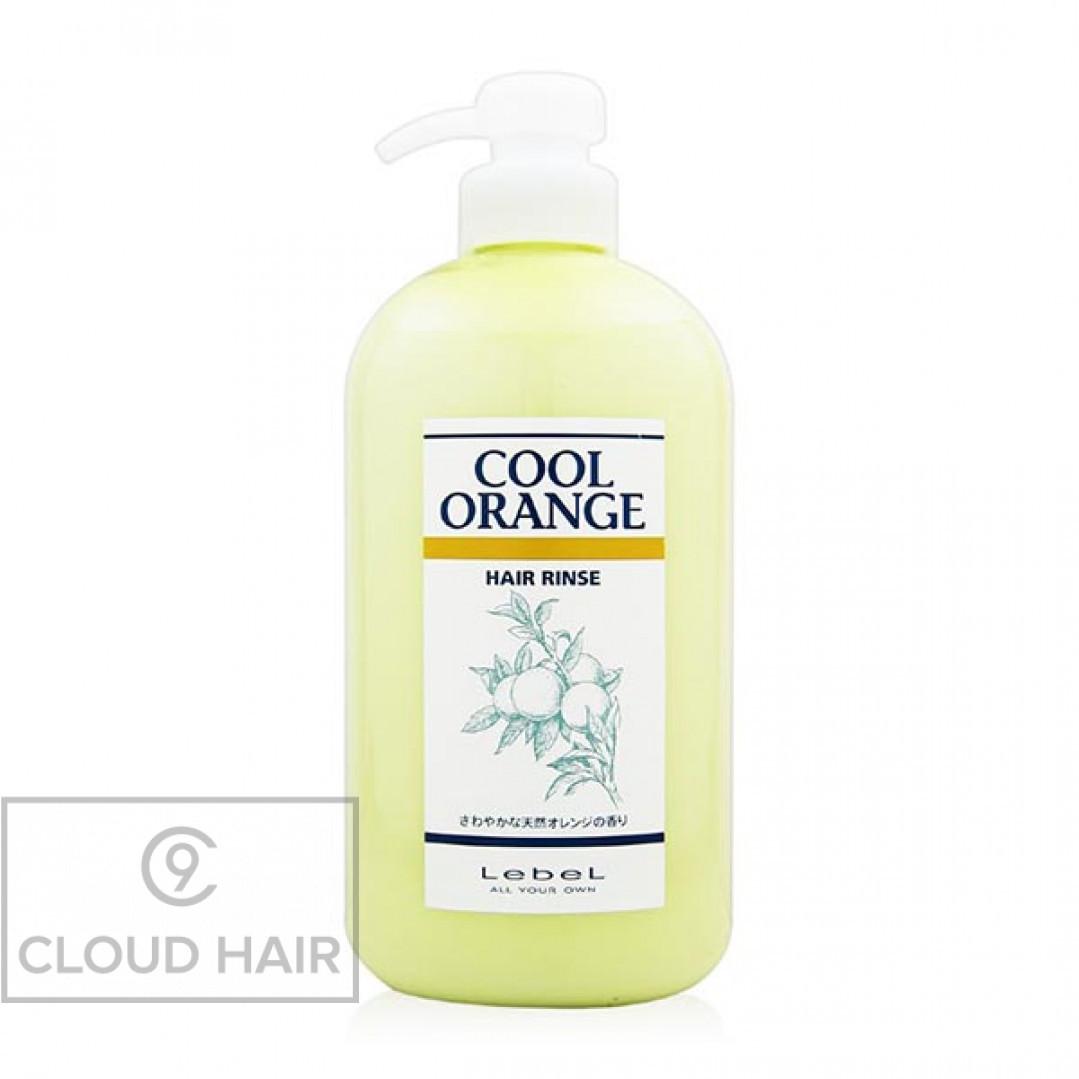 Бальзам-ополаскиватель Lebel Cool Orange Hair Rinse 600 мл 1231лп