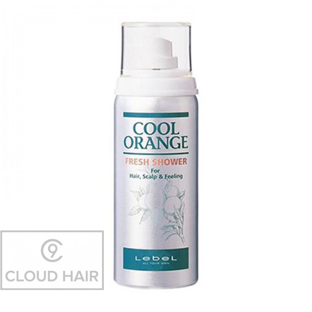 Термальная вода освежитель для волос Lebel Cool Orange Fresh Shower 75 мл 1262лп