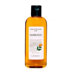 Шампунь натуральный для жирной кожи головы Lebel Natural Hair Soap Marigold 240 мл 1347лп