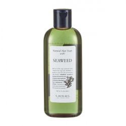 Шампунь натуральный Морские водоросли для нормальных волос Lebel Natural Hair Soap Seaweed 240 мл 1385лп