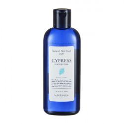 Шампунь натуральный для сухой кожи головы Lebel Natural Hair Soap Cypress 240 мл 1408лп