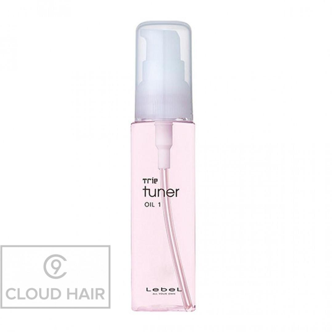 Масло сухое шелковое для укладки волос Lebel Trie Tuner Oil 1 60 мл 1414лп