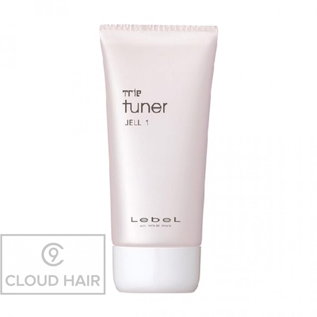 Гель ламинирующий для укладки волос Lebel Trie Tuner Jell 1 65 мл 1421лп