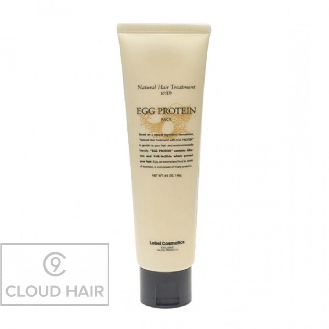 Маска для волос натуральная питательная Lebel Natural Hair Treatment Rice Protein 140 гр 1446лп