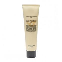 Маска для волос натуральная питательная Lebel Natural Hair Treatment Egg Protein 140 гр 1446лп