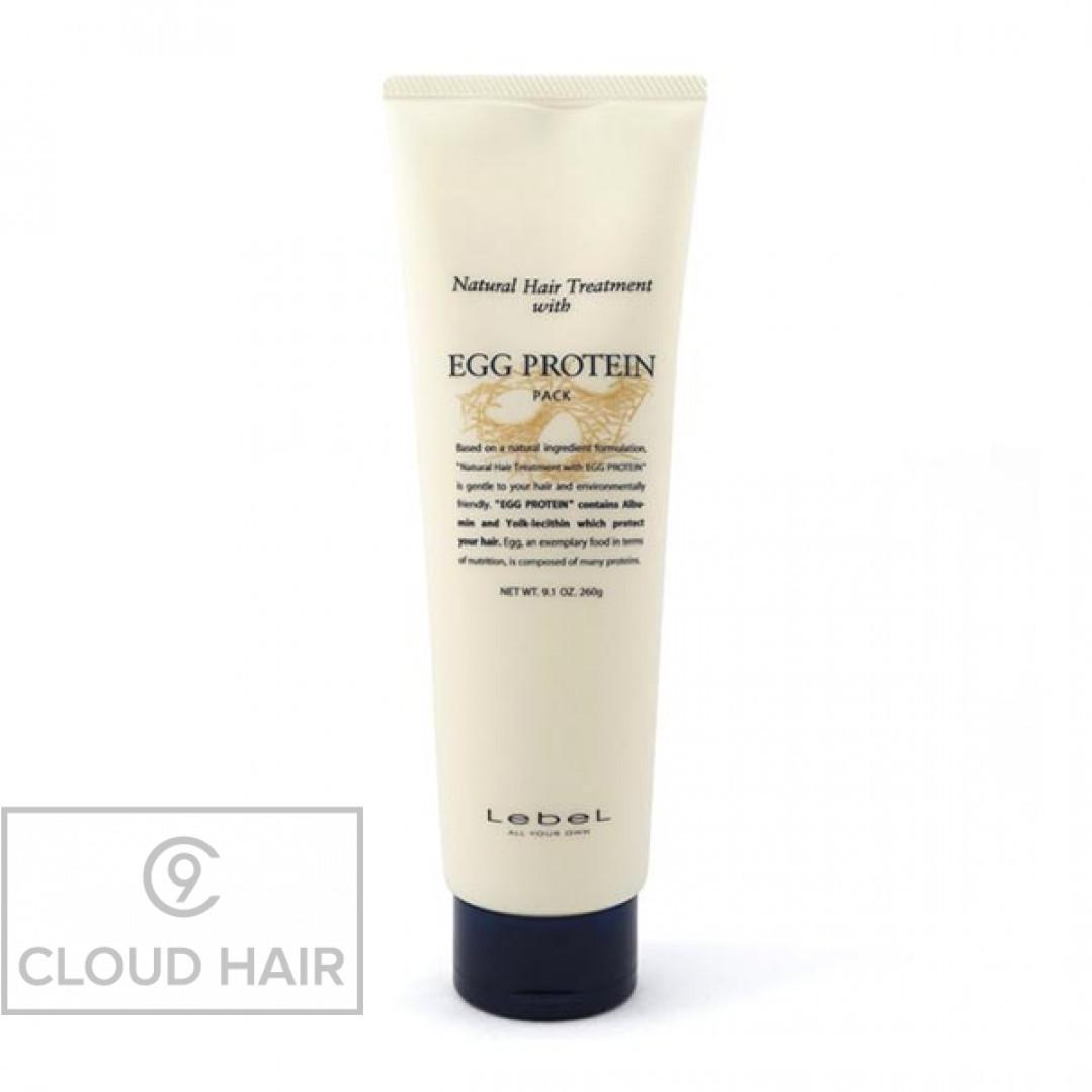 Маска для волос натуральная питательная Lebel Natural Hair Treatment Rice Protein 260 гр 1453лп