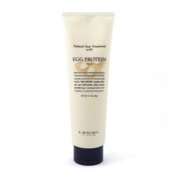 Маска для волос натуральная питательная Lebel Natural Hair Treatment Egg Protein 260 гр 1453лп