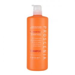Шампунь для окрашенных волос Lebel Proscenia Shampoo 1000 мл 1620лп