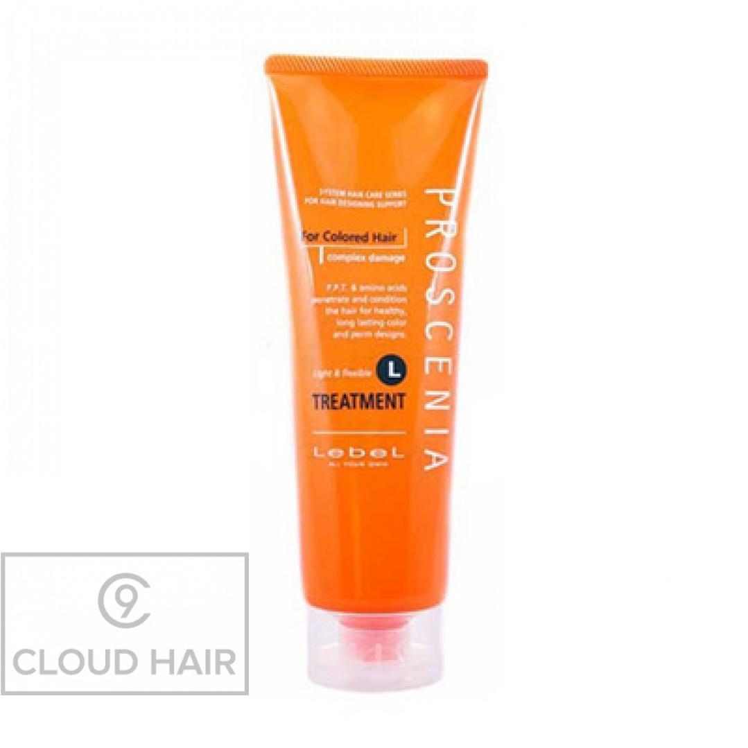 Маска для окрашенных и волнистых волос Lebel Proscenia Treatment L 240 мл 1644лп
