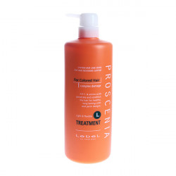 Маска для окрашенных и волнистых волос Lebel Proscenia Treatment L 980 мл 1651лп