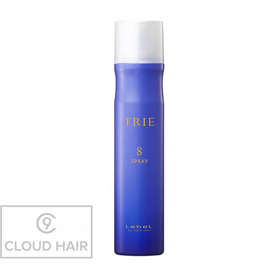 Спрей для укладки сильной фиксации Lebel Trie Spray 8 170 гр 2176лп