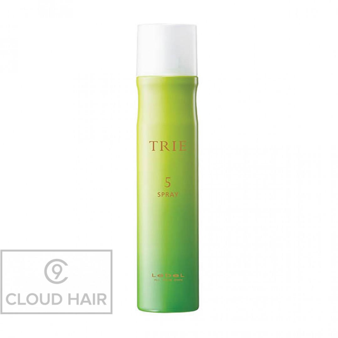 Спрей-воск легкой фиксации Lebel Trie Spray 5 170 гр 2367лп