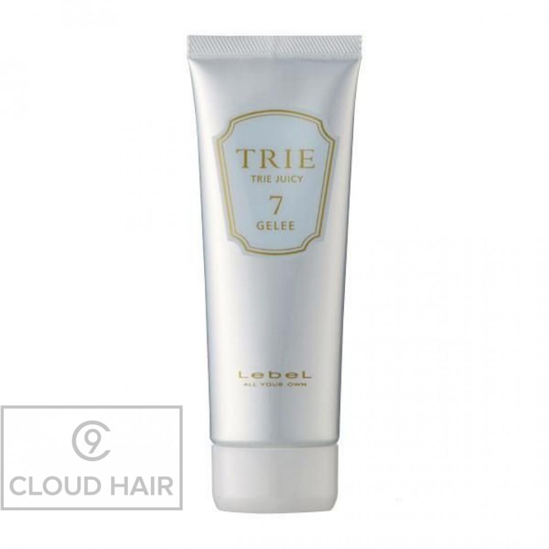 Гель-блеск для укладки волос Lebel Trie Juicy Gelee 3 80 гр 2411лп