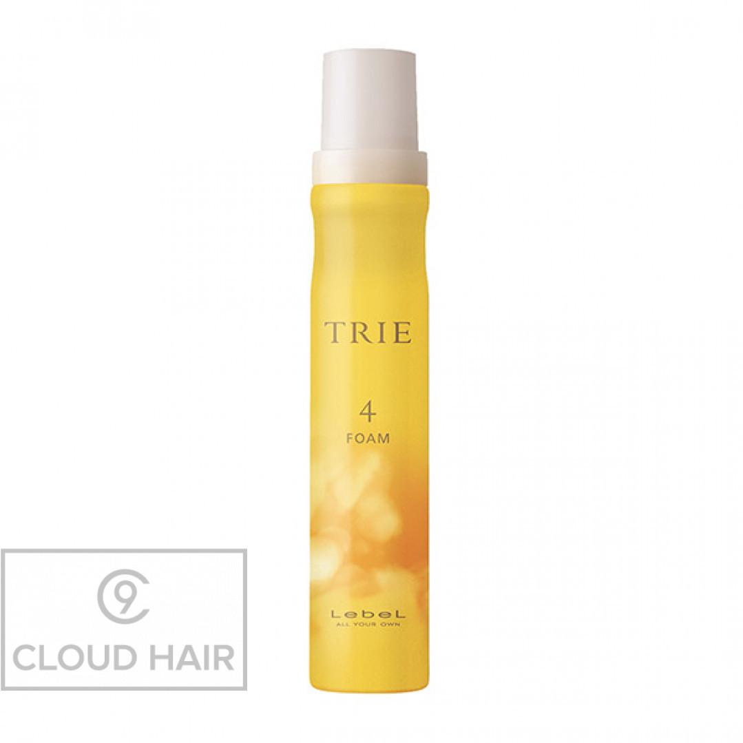 Пена для укладки волос Lebel Trie Foam 4 200 мл 2442лп
