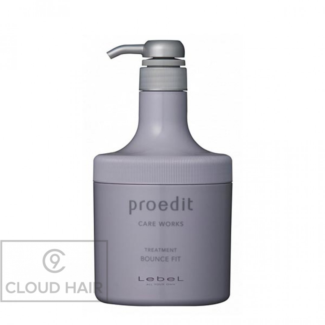 Маска восстанавливающая Lebel Proedit Home Hair Treatment Bounce Fit 600 мл 3143лп