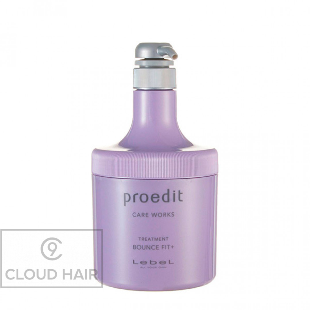 Маска восстанавливающая Lebel Proedit Home Hair Treatment Bounce Fit Plus 600 мл 3181лп