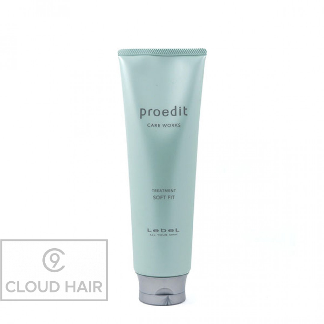Маска увлажняющая Lebel Proedit Home Hair Treatment Soft Fit 250 мл 3211лп