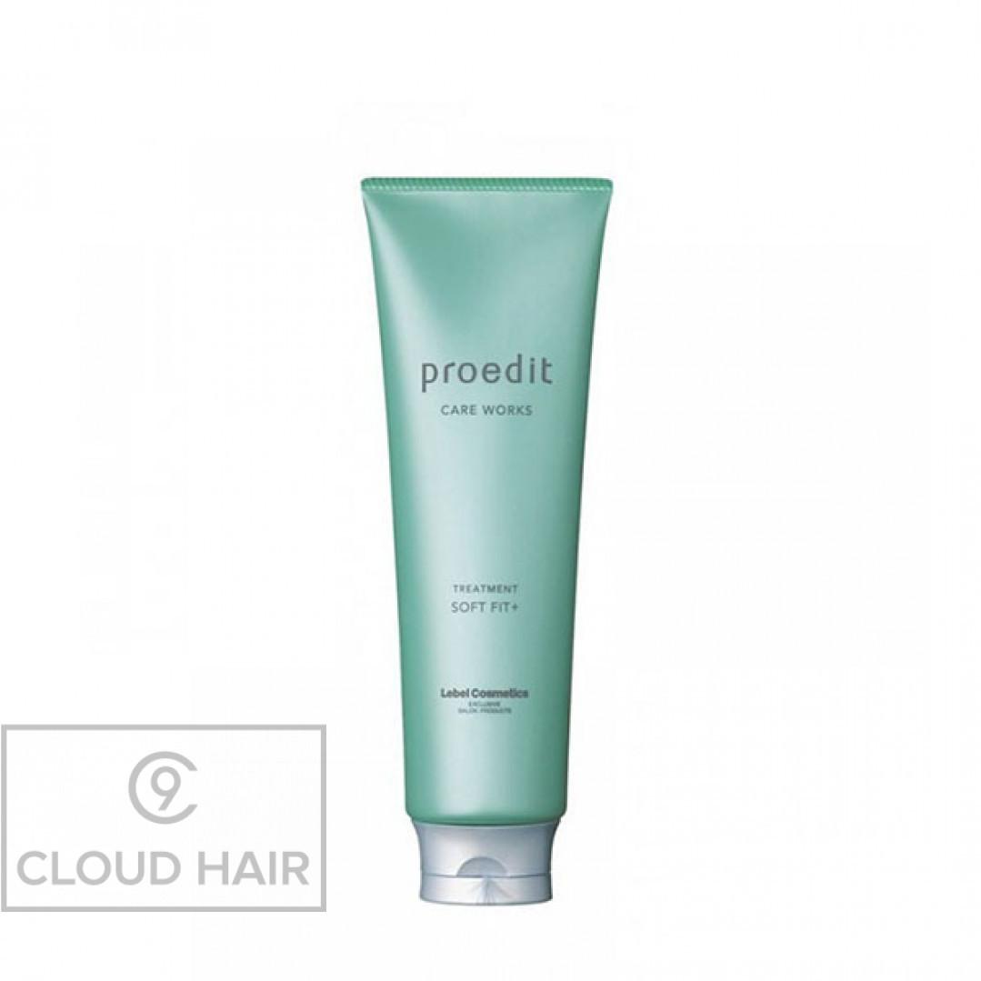 Маска увлажняющая Lebel Proedit Home Hair Treatment Soft Fit Plus 250 мл 3259лп