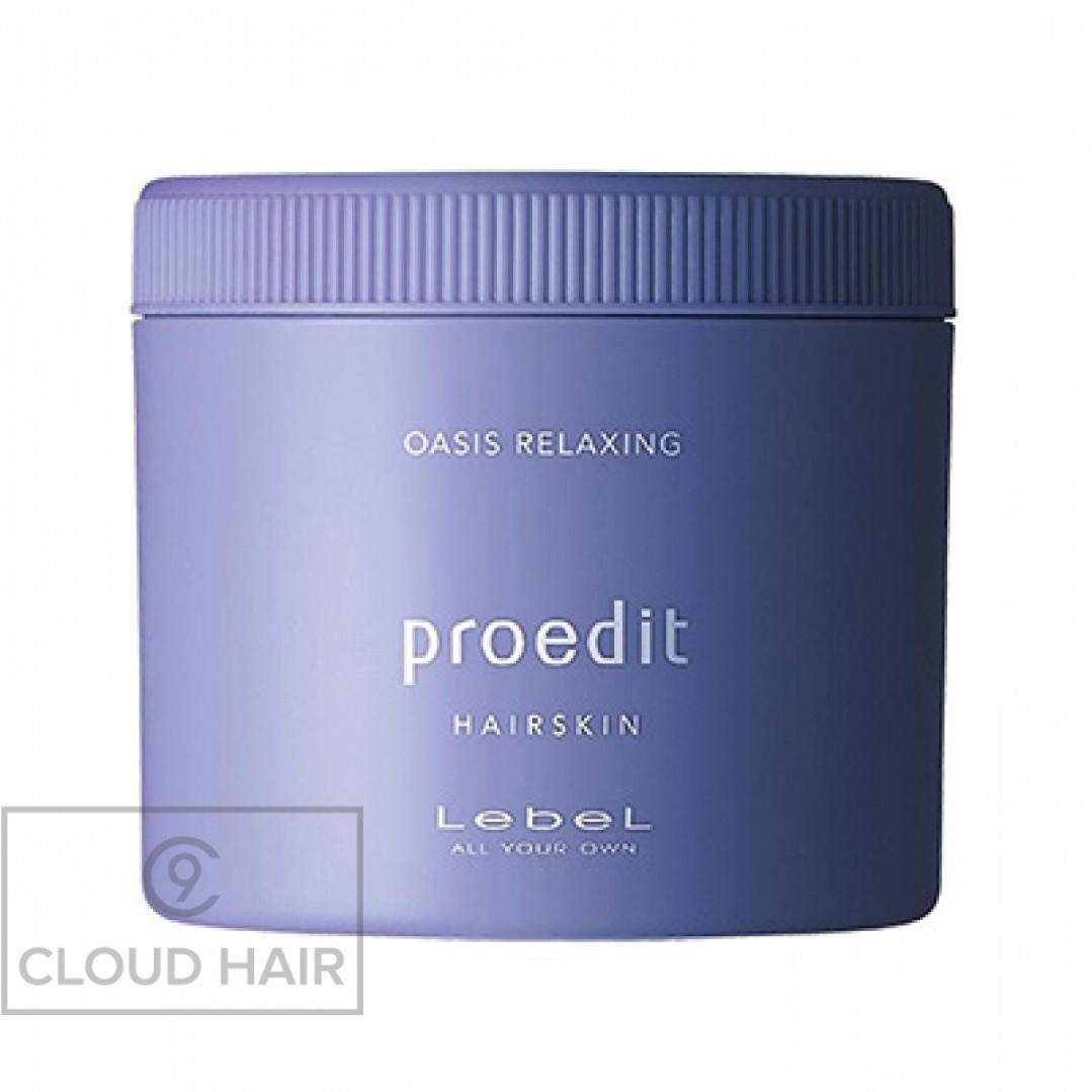 Крем увлажняющий для волос и кожи головы Lebel Proedit Hairskin Relaxing Oasis Relaxing 360 гр 3778лп