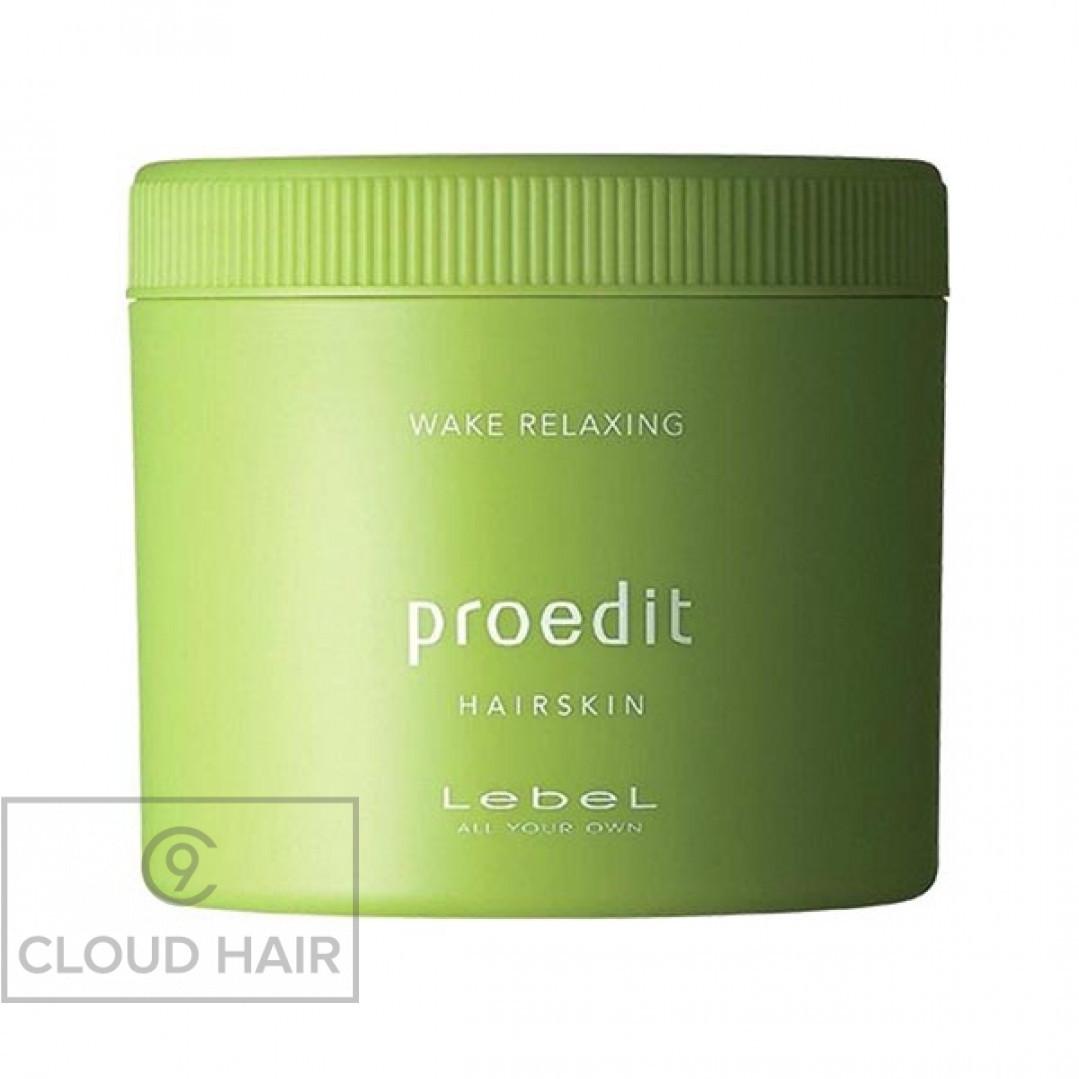 Крем для волос и кожи головы пробуждающий Lebel Proedit Hairskin Relaxing Wake Relaxing 360 гр 3785лп