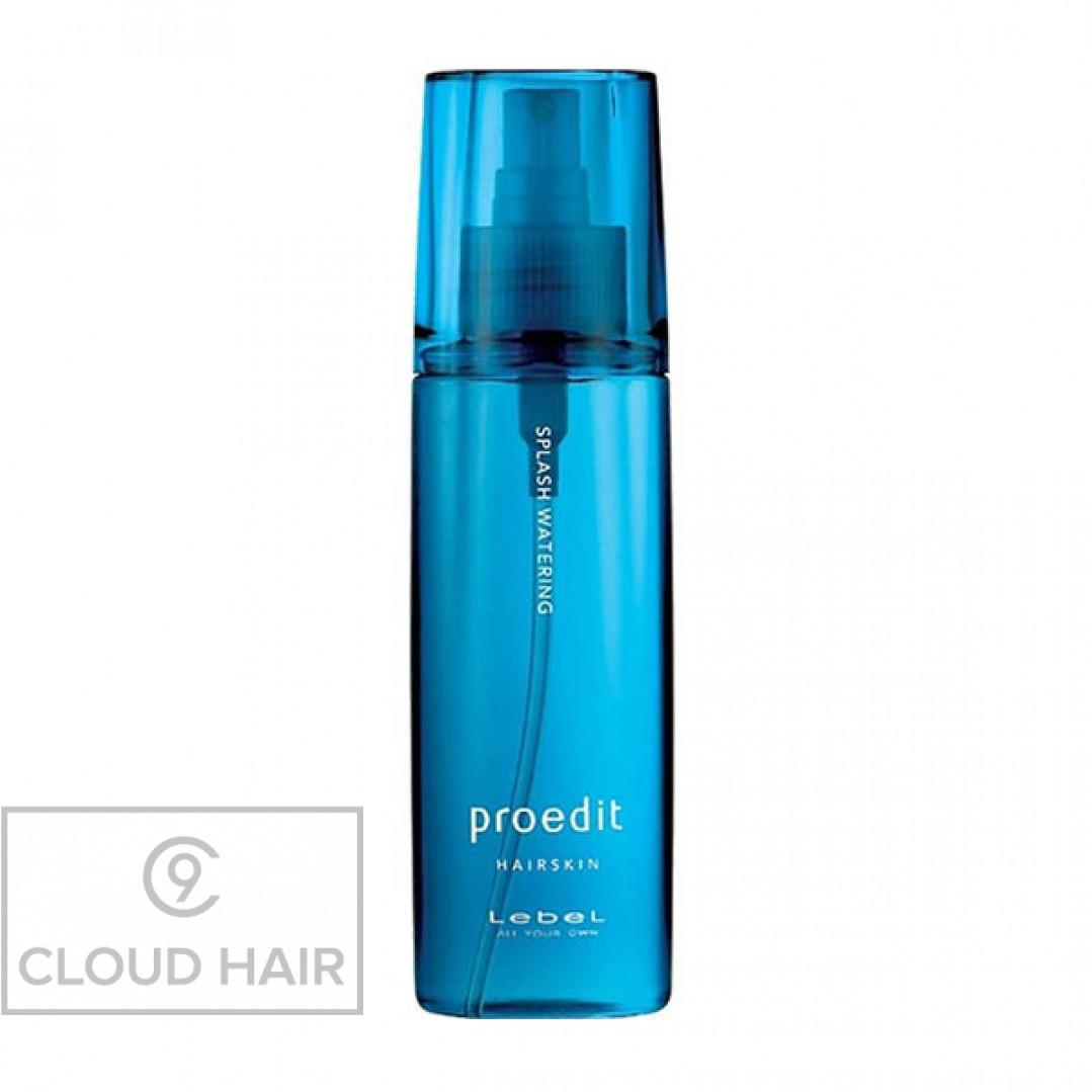 Лосьон термальный освежающий для волос и кожи головы Lebel Proedit Hairskin Relaxing Splash Relaxing 120 гр 3846лп