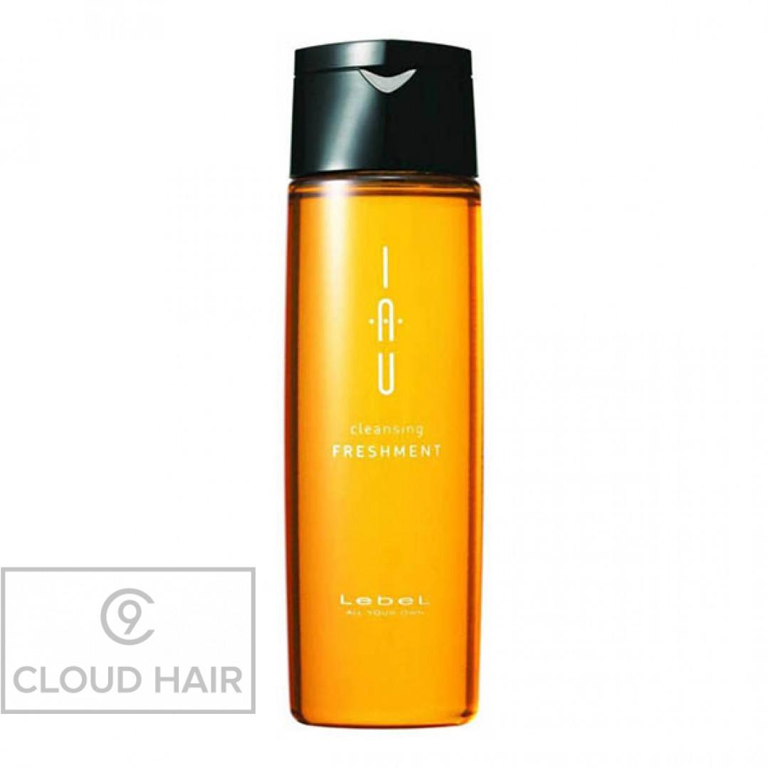 Аромашампунь охлаждающий для жирной кожи головы Lebel IAU Cleansing Freshment 200 мл 4089лп