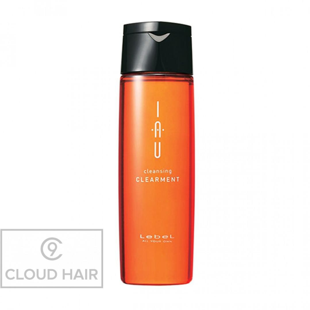 Аромашампунь освежающий для нормальной кожи головы Lebel IAU Cleansing Clearment 200 мл 4096лп