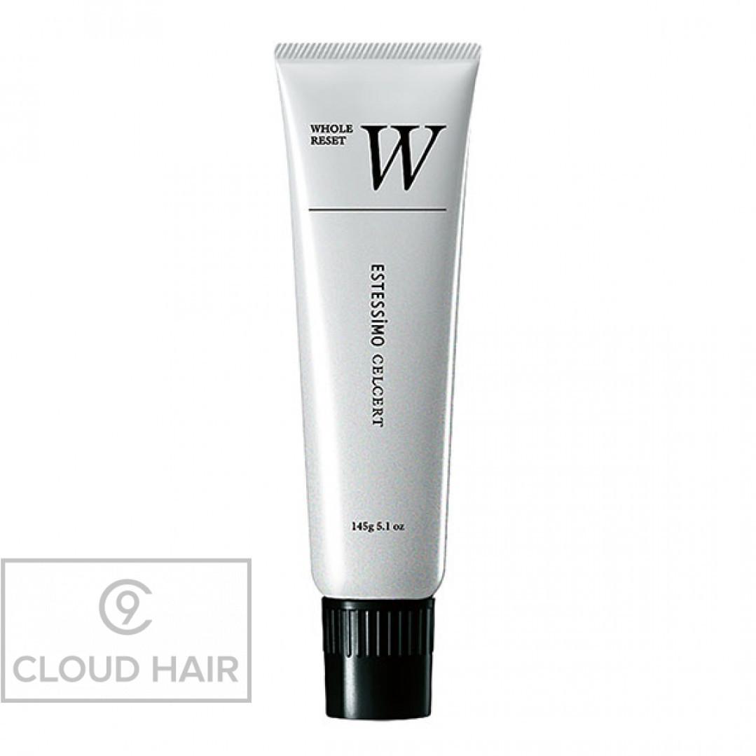 Гель очищающий для кожи головы Lebel Estessimo Celcert Whole Reset 145 гр 4215еп