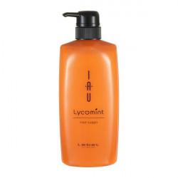 Крем для волос и кожи головы питательный увлажняющий Lebel IUA Lycomint Root Suppli 600 мл 4881лп