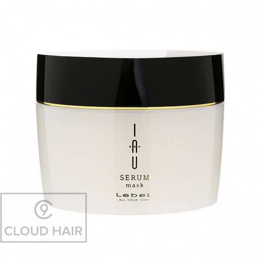 Аромамаска концентрированная для волос Lebel IAU Serum Mask 170 гр 5482лп