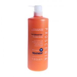 Маска для окрашенных и прямых волос Lebel Proscenia Treatment M 980 мл 6182лп