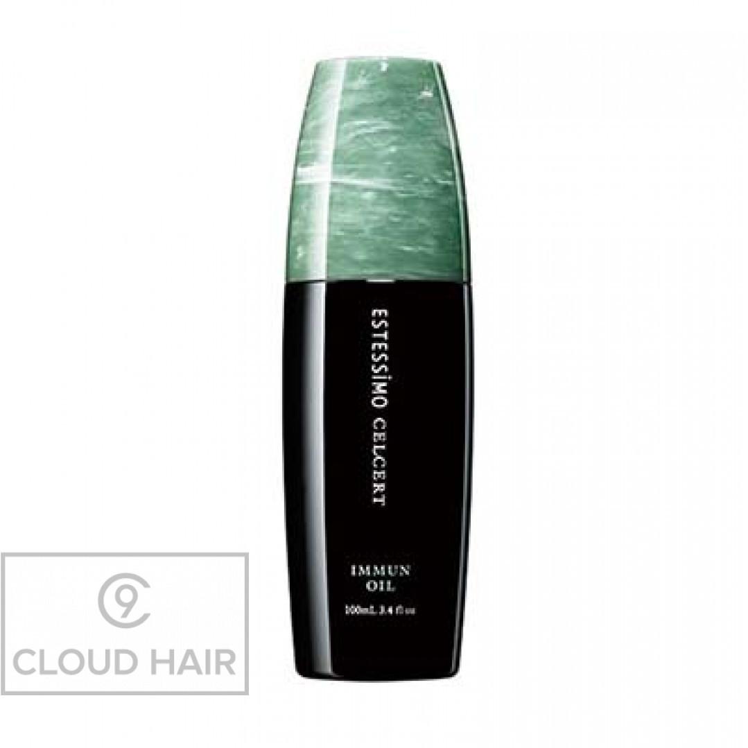 Масло для восстановления волос Lebel Estessimo Celcert Immun Oil 100 мл 8443еп
