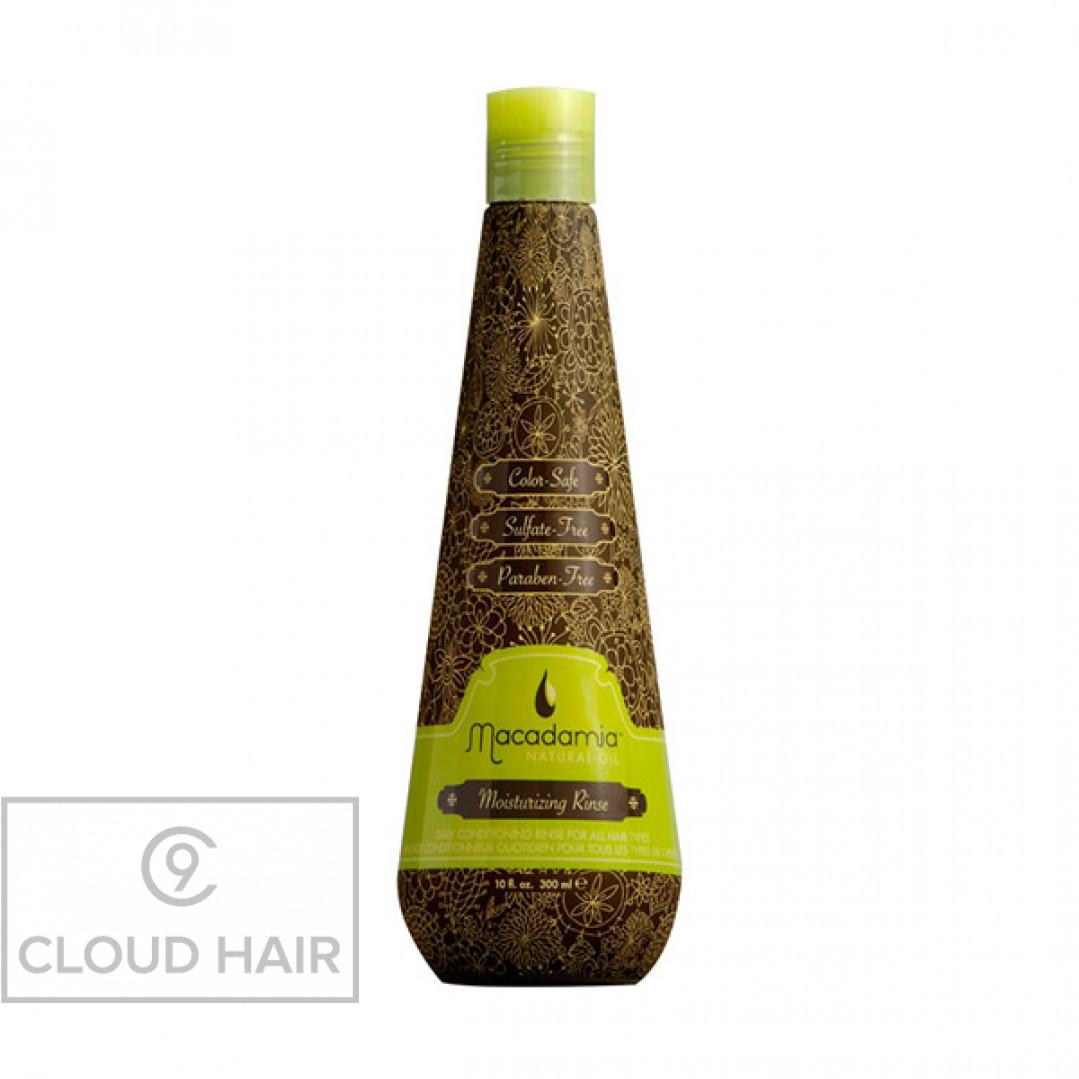 Кондиционер увлажняющий на основе макадамии Macadamia Natural Oil Moisturizing Rinse 300 мл MM19