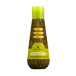 Шампунь восстанавливающий с маслом арганы и макадамии Macadamia Natural Oil Rejuvenating Shampoo 100 мл MM26
