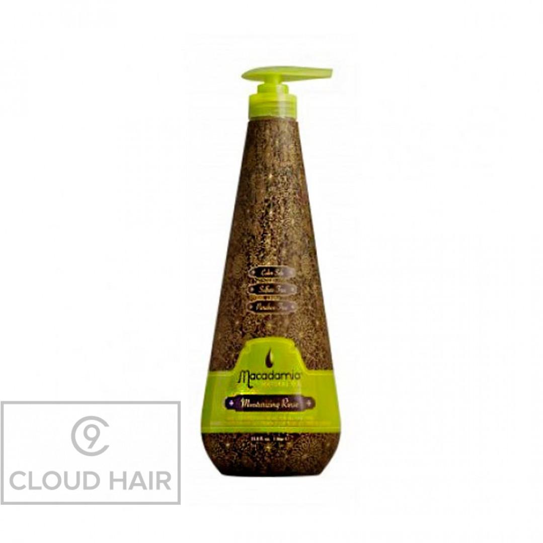 Кондиционер увлажняющий на основе масла макадамии Macadamia Natural Oil Moisturizing Rinse 1000 мл MM21