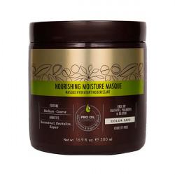 Маска питательная увлажняющая для всех типов волос Macadamia Professional Nourishing Moisture Masque 500 мл 300201