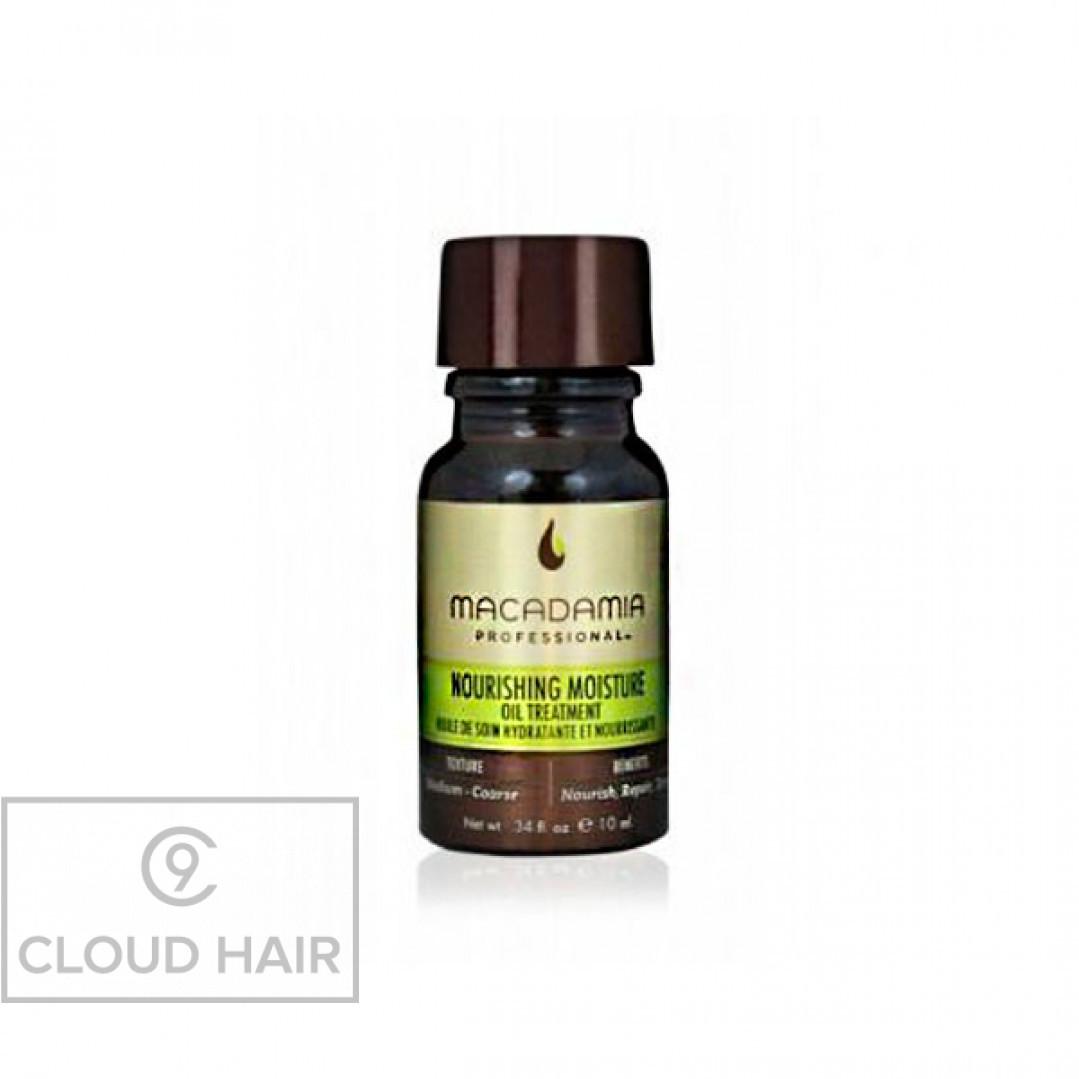 Уход-масло увлажняющий Macadamia Professional Nourishing Moisture Oil 10 мл 400102