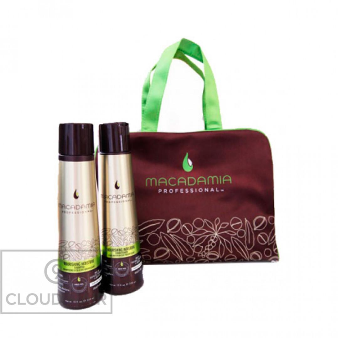 Набор Macadamia Professional Питание и Увлажнение Nourished Tresses 2x300 мл 600162